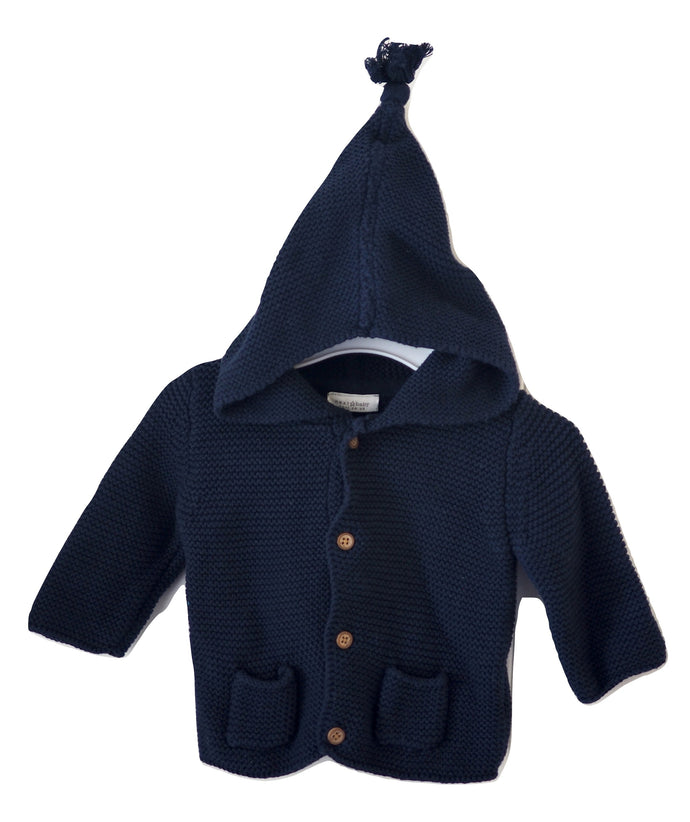 NEXT Knitted Coat 0-3M