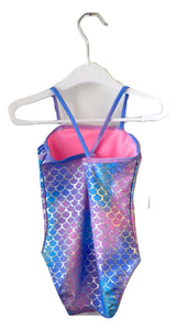 H&M Mermaid One-piece Swimsuit 2-4Y
