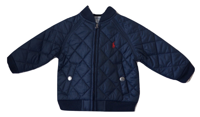 Ralph Lauren Quilted Jacket 6-12M
