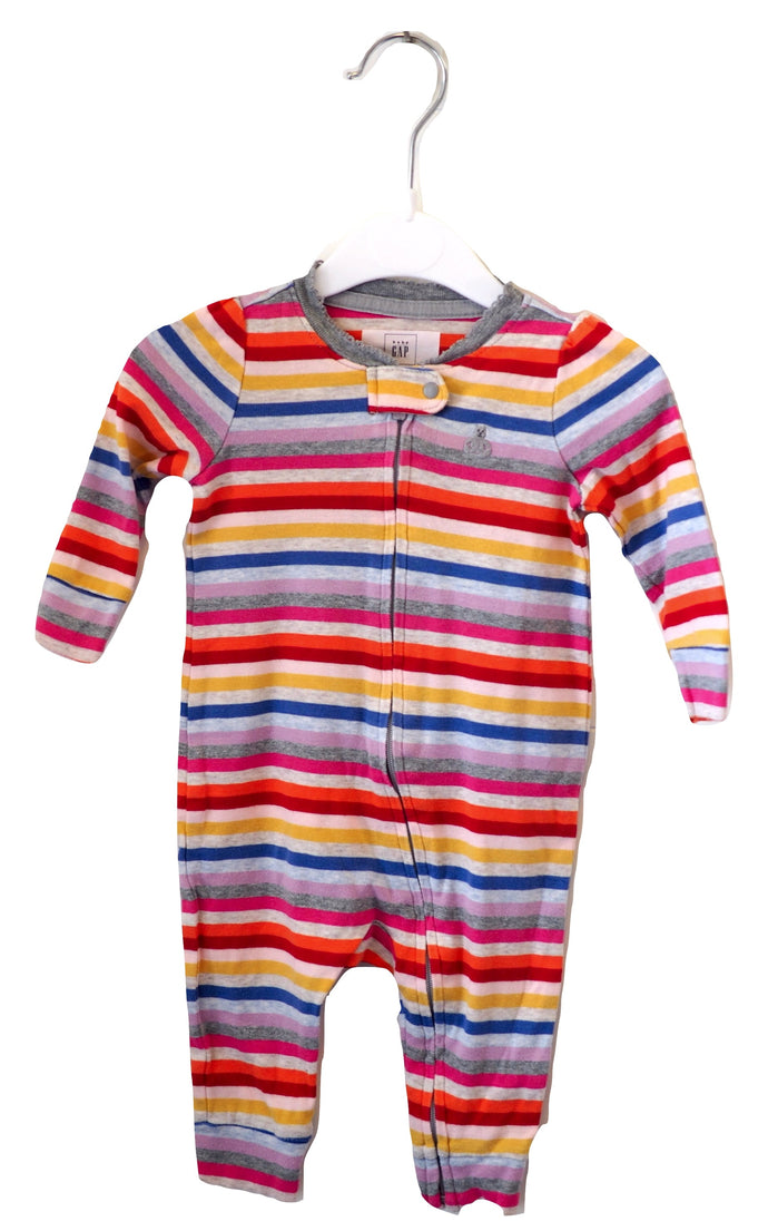 Gap Rainbow Sleepsuit 3-6M