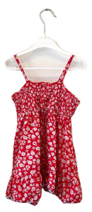 Early Days Floral Dress 18-24M