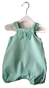 Baker by Ted Baker Romper and SunHat Set 3-6M