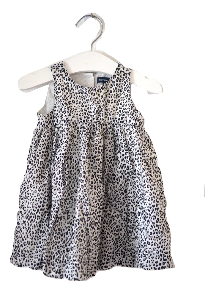 Gap Leopard Print Dress 6-12M