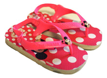 Load image into Gallery viewer, Havaianas Minnie Mouse Flip Flop 3Y