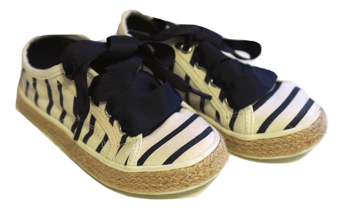 Seed Heritage Striped Trainers 3Y