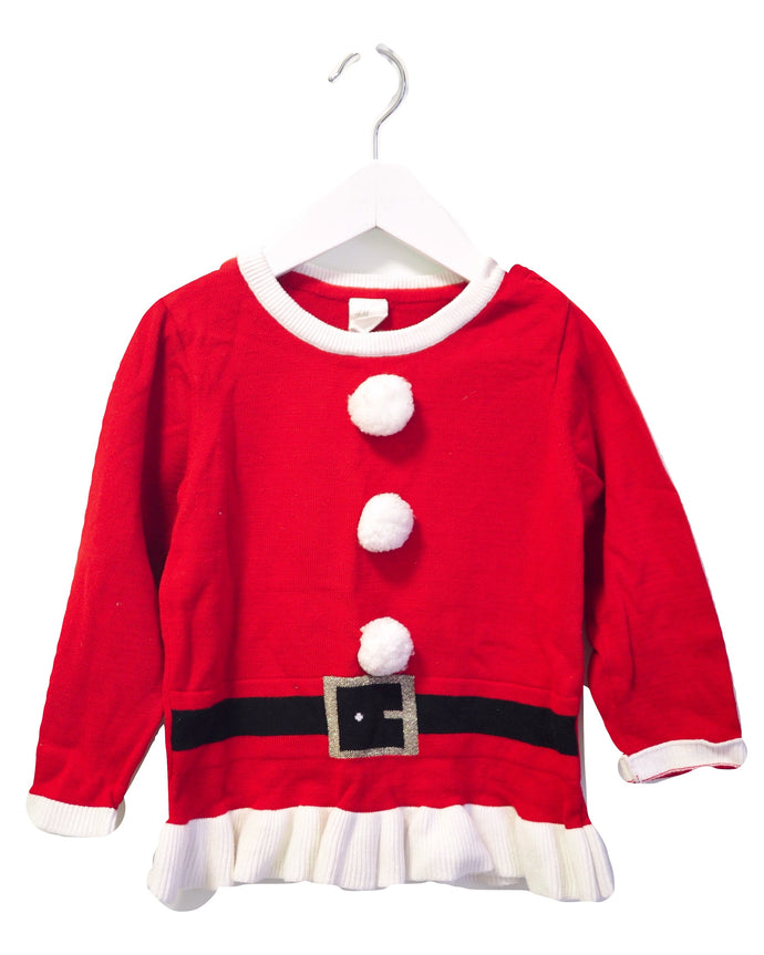H&M Little Santa Top 18-24M