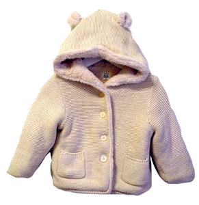 Gap Hooded Jacket 12-18M
