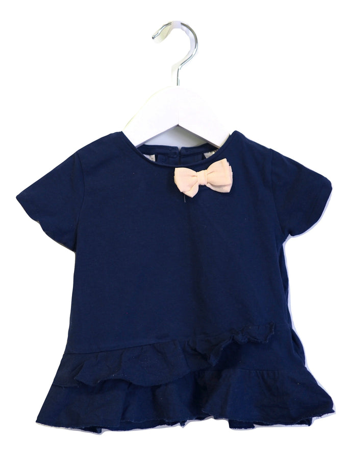 Zara Ribbon Blouse 9-12M