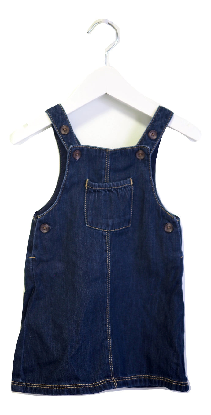M&S Pinafore Dress 9-12M