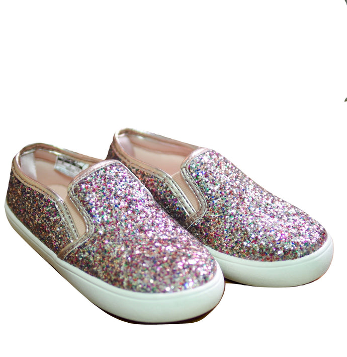 Carter's Glittery Shoes 3Y