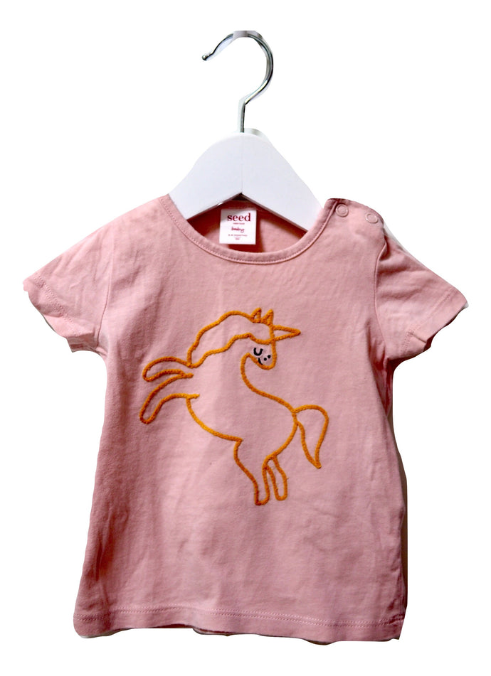 Seed Heritage T-shirt 3-6M