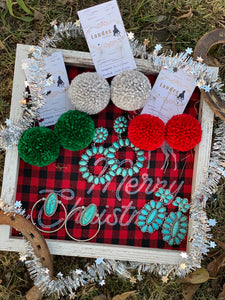 Turquoise Holly Jolly Bundle