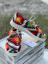 Load image into Gallery viewer, Lace Aztec Shoes