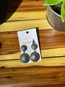 Rodeo in earrings