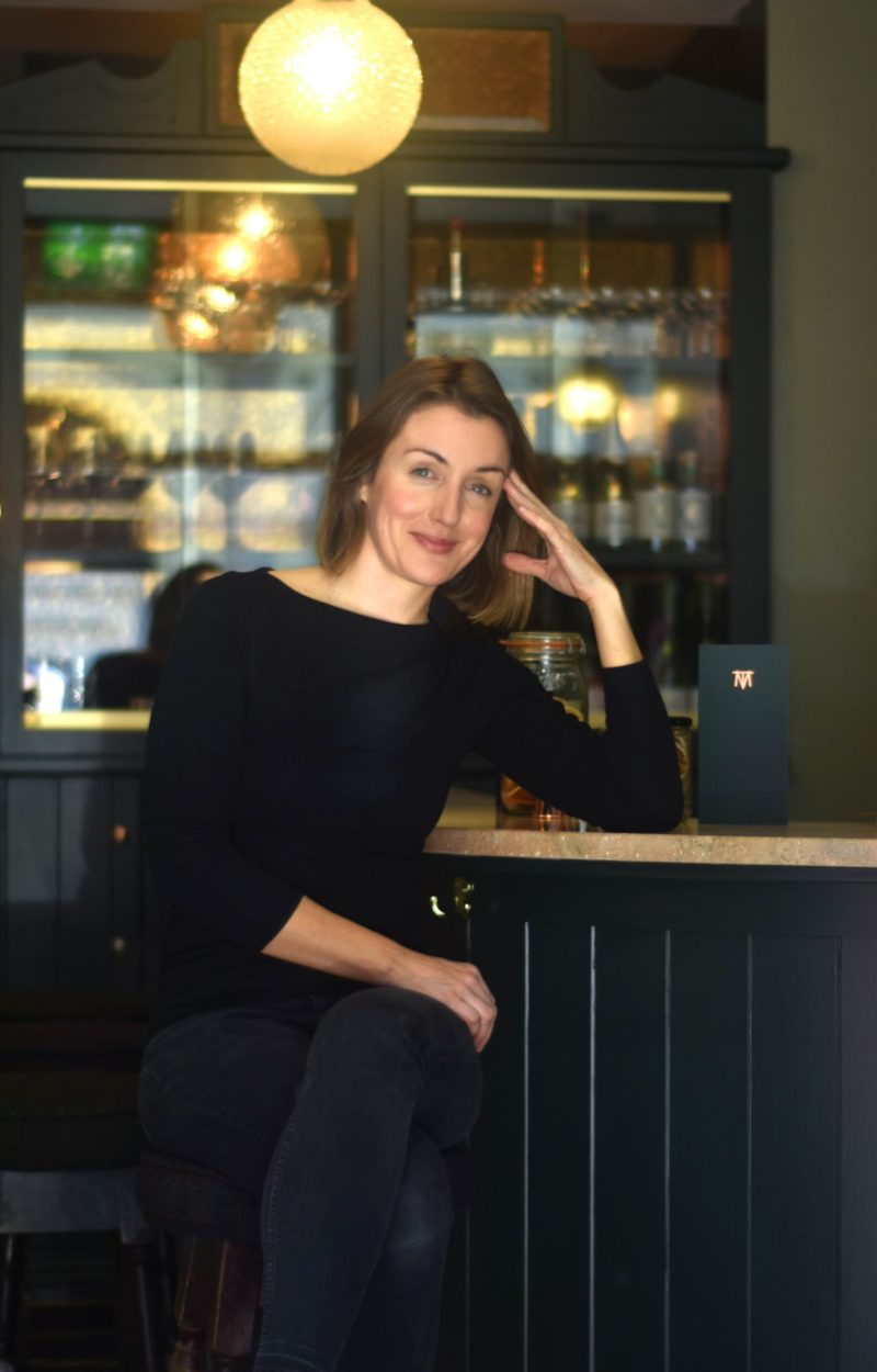 Anna Walsh Bar Manager
