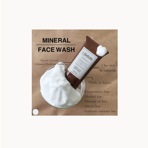 MINERAL CLAY FACE WASH 100g