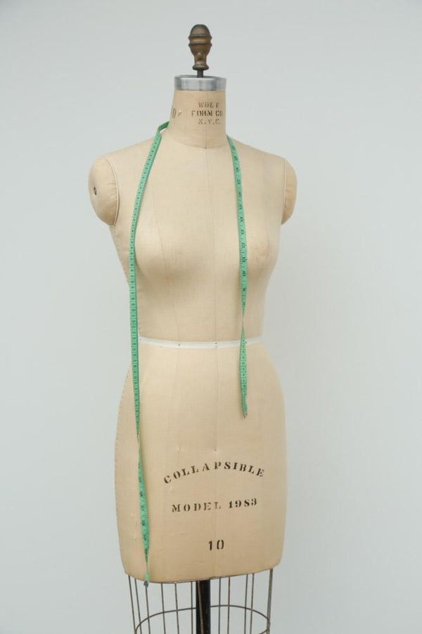 Mona Moore Vintage Dress Form