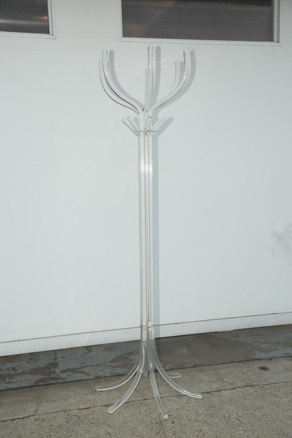Mona Moore Lucite Coat Tree