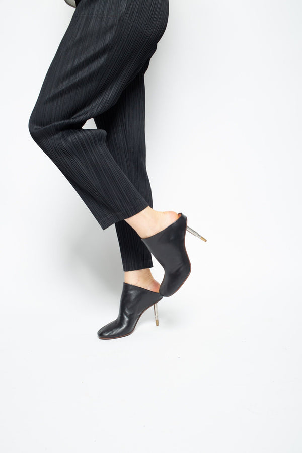 Vetements Killer Mule, Black Heels