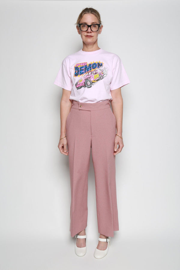 Needles Side Tab Trouser, Pink Bottoms