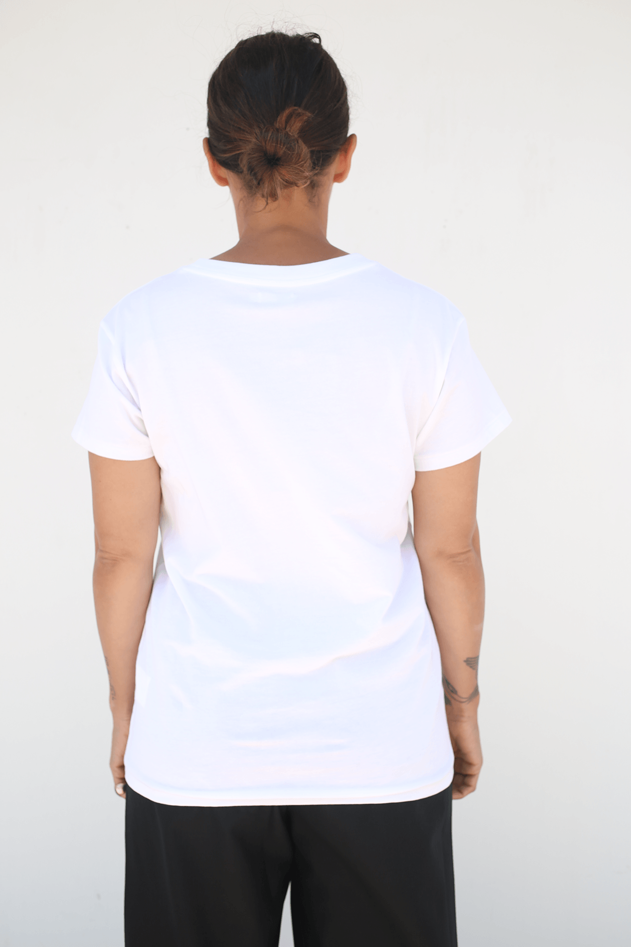 Mini Boy T, New White