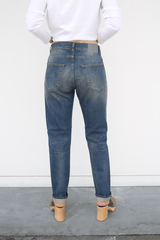 Relaxed Jeans, Antique Blue
