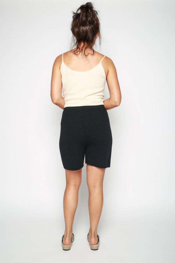 Arch The Arch The A19FW_020 Short/Skirt, Black Bottoms