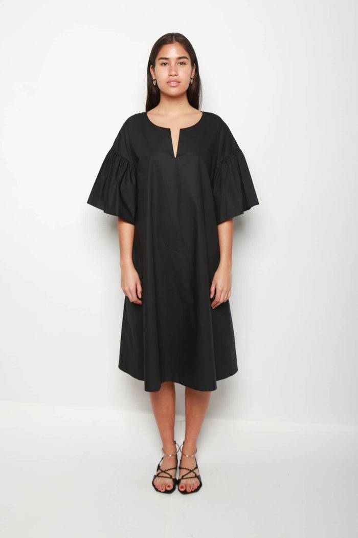 Merlette Cambridge Dress, Black Dresses
