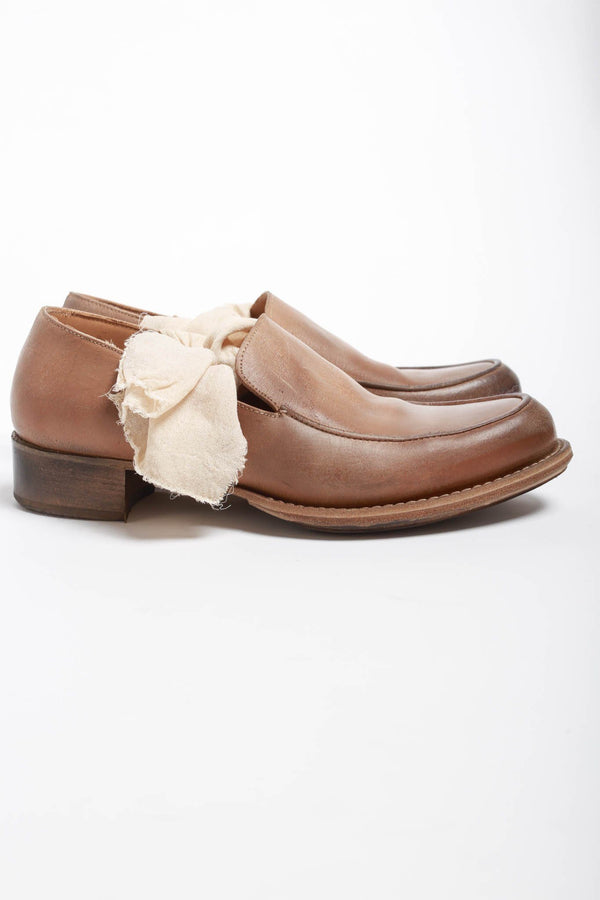 Cherevichkiotvichki Cherevichkiotvichki Pointy Moccasin Blake Rapid, Natural Shoes