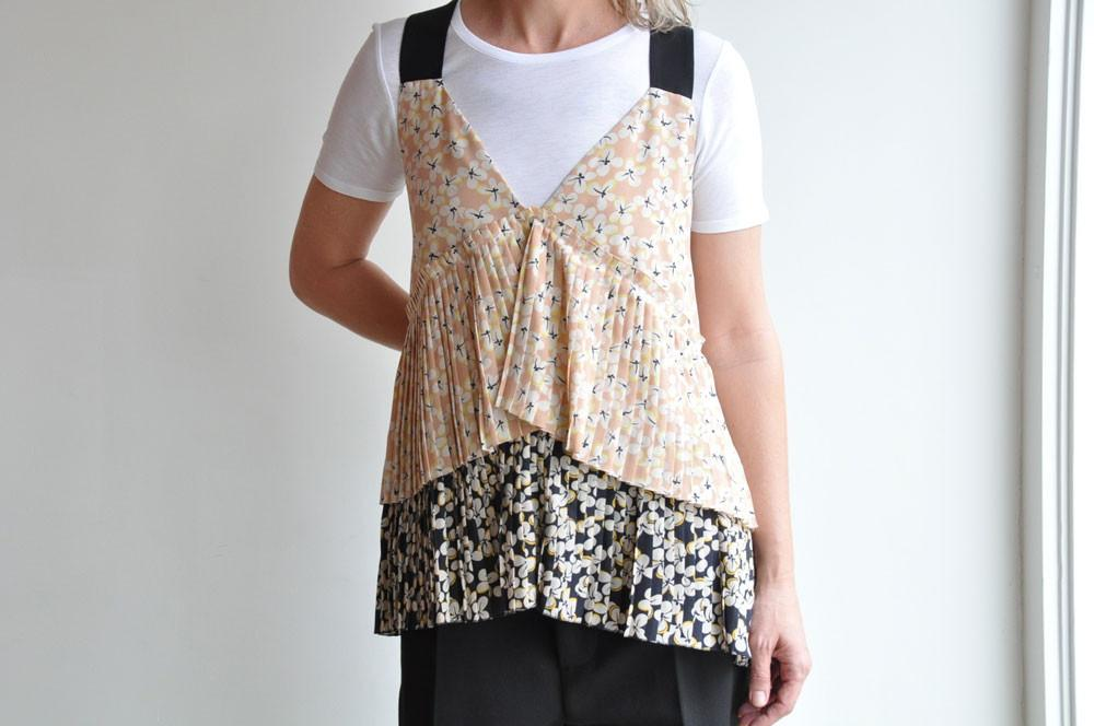 Tank Top, Antique Rose Strawflower
