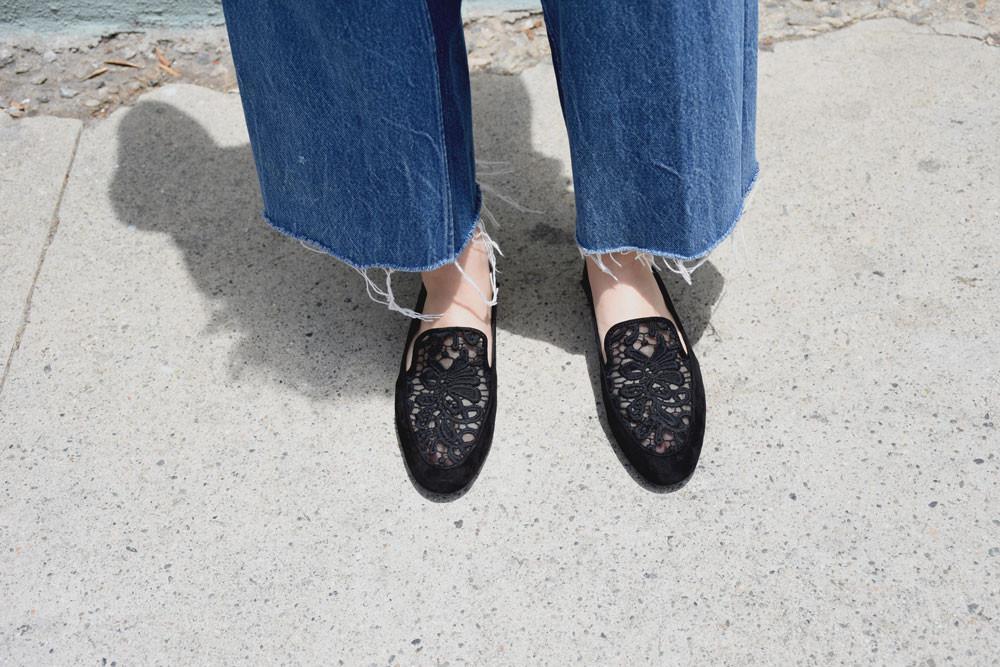 Fanit Loafer, Black