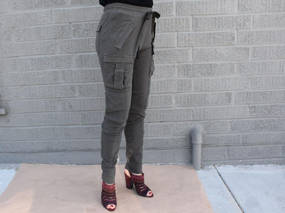 Leggings Duplessis, Khaki