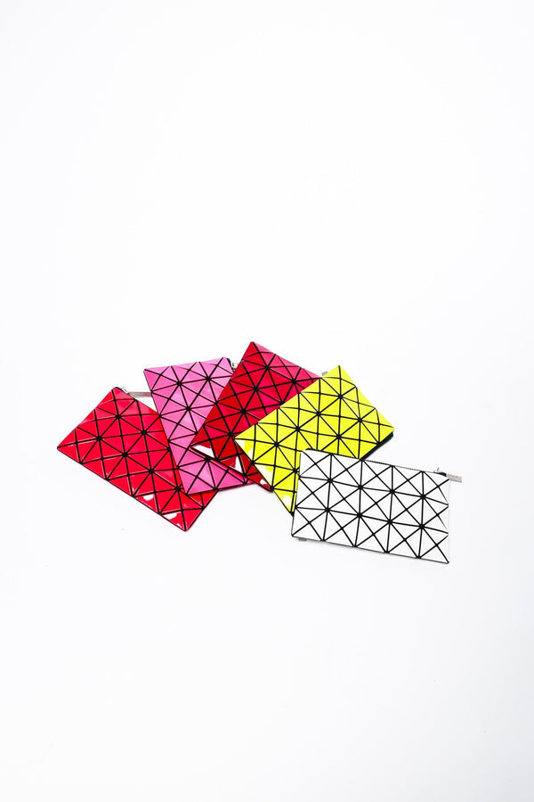 Issey Miyake Bao Bao Prism Flat Pouch, Five Color Options Bags