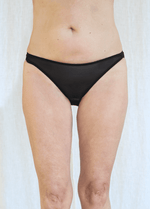 La Fille d'O Come Out Briefs, Black underpinnings