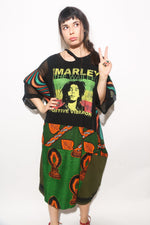 LolaLovesCargo Rewurk Dress, Bob Marley Dresses + Jumpsuits