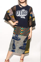 Rewurk Dress, Otis Brooklyn Soul