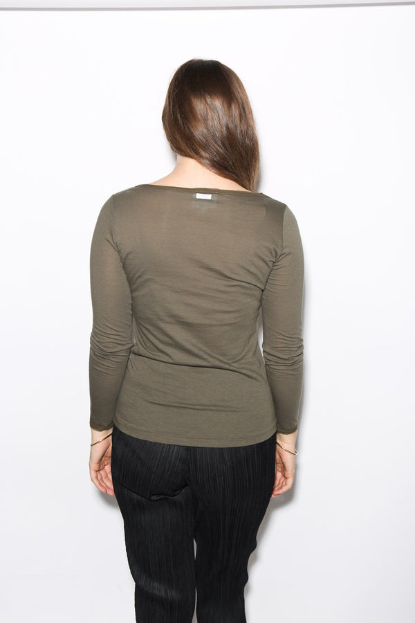 Antipast Long Sleeve T-Shirt, Available in Two Color Options Tops