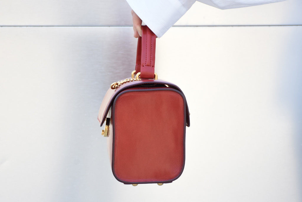 Replica Trunk Bag, Poppy