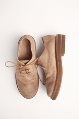 Parrucca Derby Shoe, Hazelnut