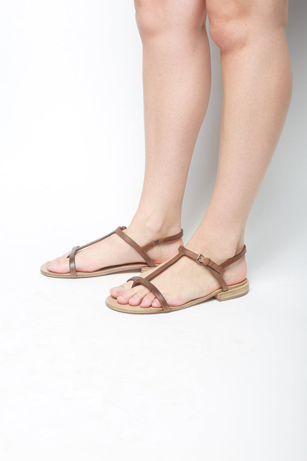 Marsell Tacchino Slingback Sandals, Hazelnut Shoes