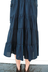 Essaouira Dress, Navy, Dresses + Jumpsuits, Merlette, Mona Moore