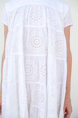 Okuma Dress, White