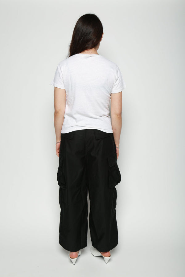 "RE/DONE RE/DONE CLASSIC TEE ""SISTER PICK ME UP"", Vintage White Tops"