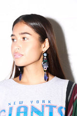 Malva Earrings