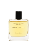 Strange Invisible Perfumes Love Letter, Second Edition Beauty