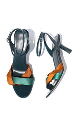 Ribbons Heel, Emerald