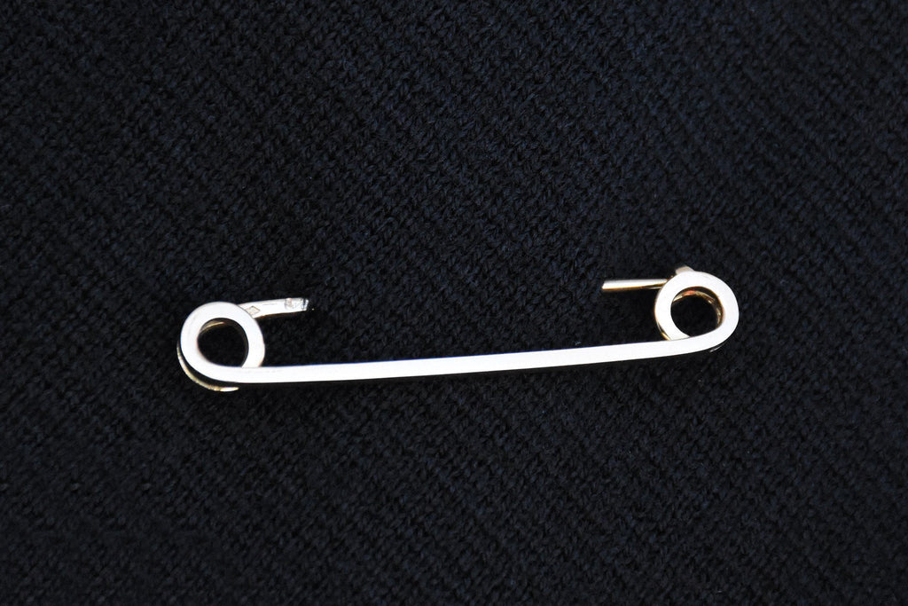 Vintage Cartier Safety Pin, 18K