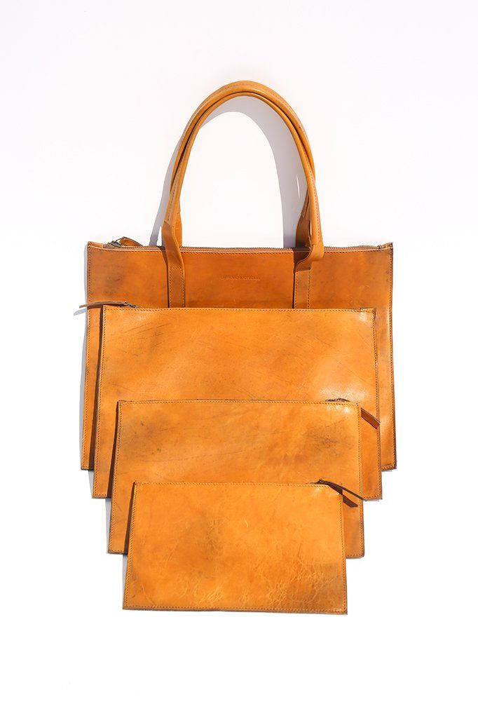 Four Tier Bag, Soviet Orange, bags, Cherevichkiotvichki, Mona Moore