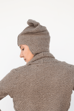 Anati Cut Out Beanie, Dust, Hats, Daniel Andresen, Mona Moore - Mona Moore