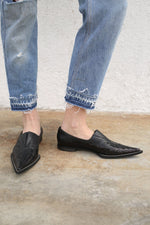 Laser-Cut Loafer, Brell Black + Equinox